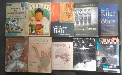 Filipino-authored books you