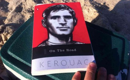 Kilian calls Jack Kerouac s On