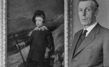 Sir Anthony Blunt, British art