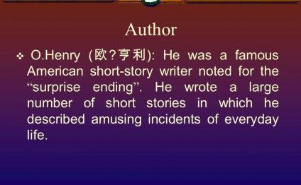 American short-story