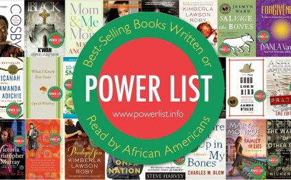 African American authors Best Sellers