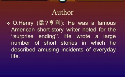 Famous American short Story Authors
