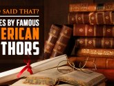 Famous American author Quotes
