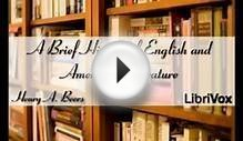 A Brief History of English and American Literature - part 16