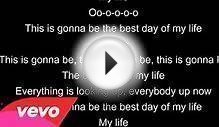 Best Day Of My Life American Authors Lyrics (only lyrics