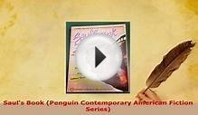 Download Sauls Book Penguin Contemporary American Fiction