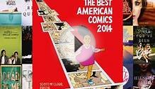 Download The Best American Comics 2014 Ebook Free